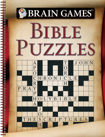 Brain Games: Bible Puzzles