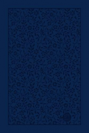 The Passion Translation New Testament: With Psalms, Proverbs and Song of Songs (Large Print / Blue)