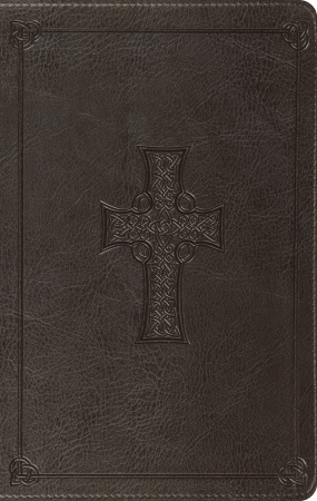 ESV Thinline Bible (Charcoal)