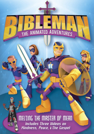 Bibleman: Melting The Master Of Mean
