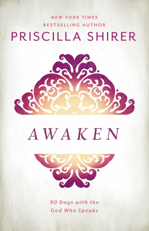 Awaken: 90 Days with the God who Speaks
