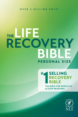 NLT Life Recovery Bible (Personal Size)