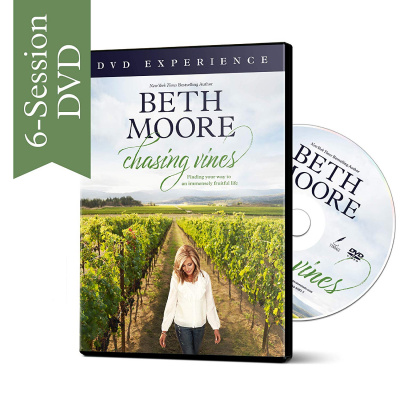 Chasing Vines DVD Experience: Finding Your Way to an Immensely Fruitful Life (DVD)