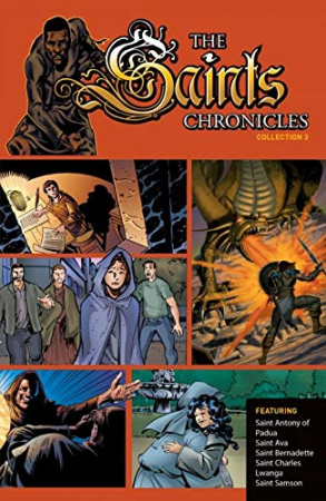 The Saints Chronicles: Collection 3