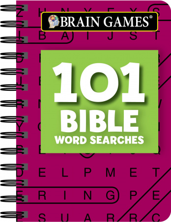 101 Bible Word Searches