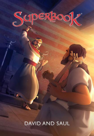 Superbook: David and Saul (DVD)