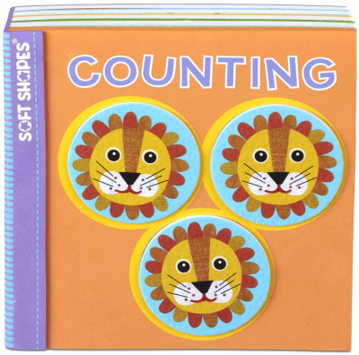 Counting (Soft Shapes) Bath Book