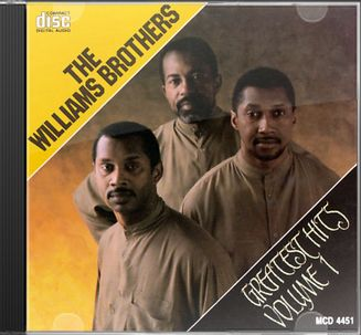 Greatest Hits, Vol. 1 - Williams Brothers