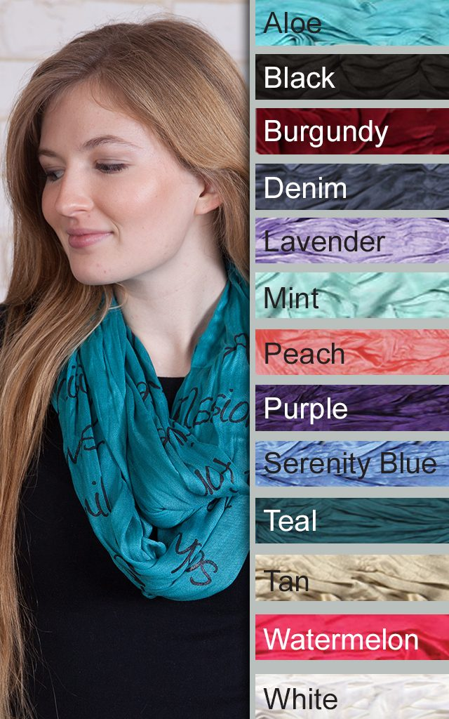 scarf colors85