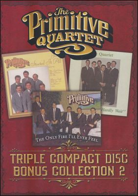 Triple Compact Disc - Primitive Quartet