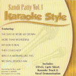 Karaoke Style: Sandi Patty, Vol. 1