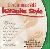 Karaoke Style: Kids Christmas, Vol. 1