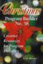 Christmas Program Builder, Vol. 58