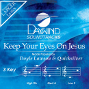 Keep Your Eyes On Jesus image