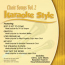 Karaoke Style: Choir Songs, Vol. 2 image