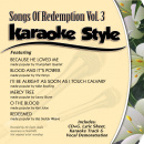Karaoke Style: Songs of Redemption, Vol. 3 image