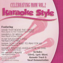 Karaoke Style: Celebrating Mom, Vol. 2 image