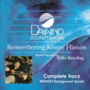 Remembering Kenny Hinson (Complete Track) image