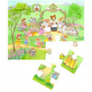 Our Wedding Day Jigsaw Puzzle (24 Piece)