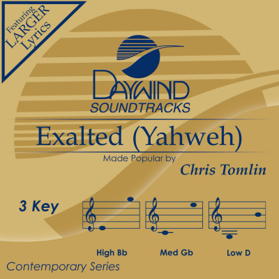 Exalted (Yahweh)