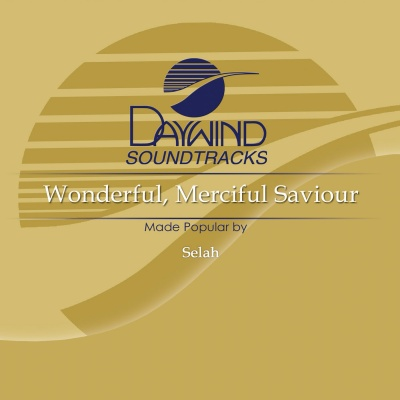 Wonderful Merciful Saviour